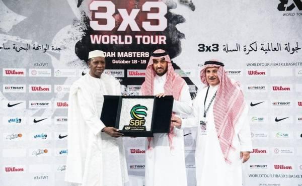جدة تستضيف نهائيات الجولة العالمية لأبطال السلة 3X3