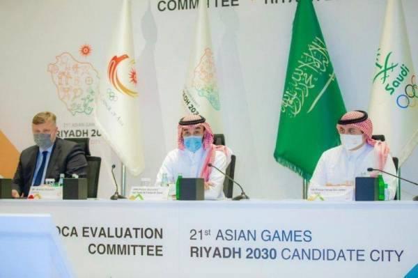 المملكة مركز عالمي لأهم البطولات والأحداث الرياضية