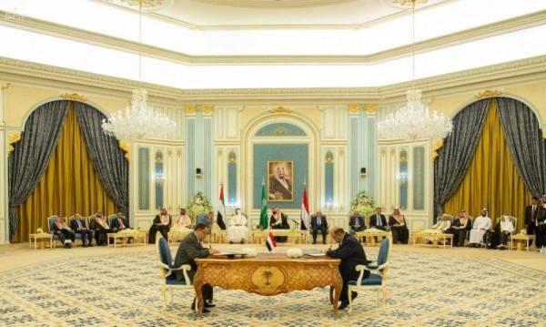 المجلس الانتقالي: يجري تشكيل حكومة شراكة وفق اتفاق الرياض
