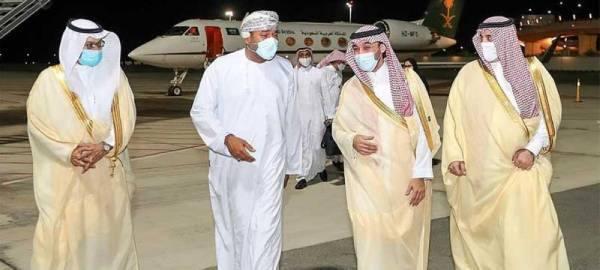 الفيصل يصل مسقط لرئاسة وفد المملكة في اجتماعات المجلس الأولمبي الآسيوي