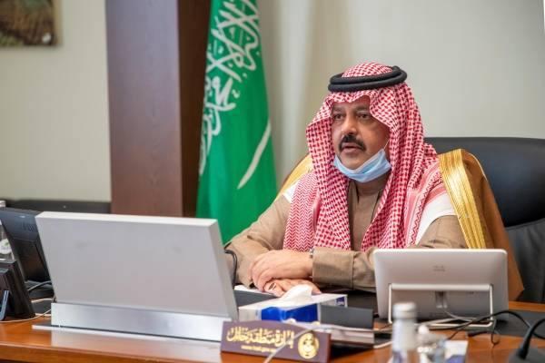 أمير حائل يشدد على أهمية التكامل والتنسيق لتنفيذ خطط وبرامج ومشاريع المنطقة