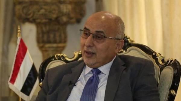 وزير يمني: على منسقية الشؤون الإنسانية تحميل ميليشيا الحوثي مسؤولية الجرائم في عدد من المحافظات
