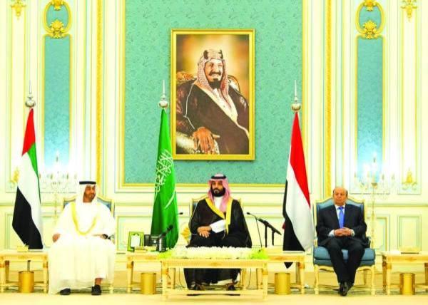 التحالف: اقتراب تنفيذ الشق العسكري من اتفاق الرياض