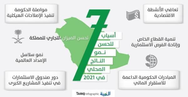 اقتصاديون: مستبشرون بتجاوز عام «التحديات».. و7 دوافع لتحسن الناتج المحلي