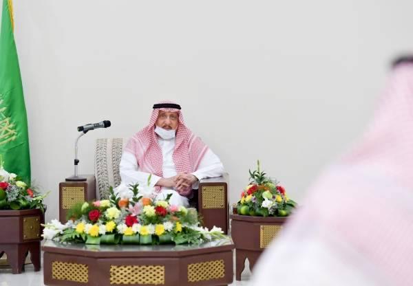 أمير جازان يشدد على أهمية الأمانة والمسؤولية في الحفاظ على أمن الوطن والمواطن