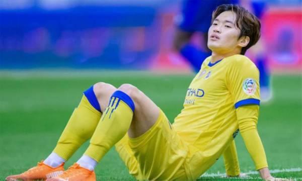 انتهاء موسم جين سو كيم مع النصر