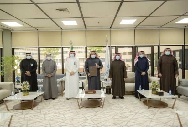 جامعة القصيم توقع اتفاقية تعاون مع