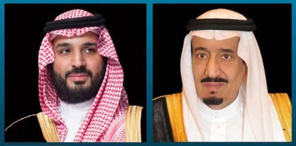 القيادة تعزي أمير الكويت في وفاة الشيخ ناصر الصباح