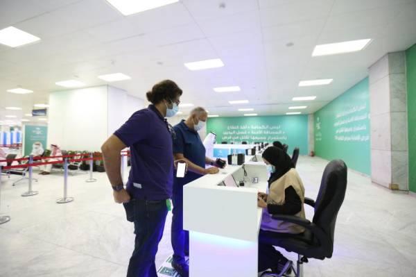 جدة : تدشين حملة التطعيم بلقاح