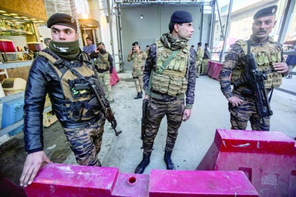العراق: خطة أمنية عسكرية لمنع استهداف المنطقة الخضراء