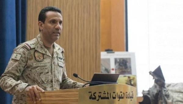 التحالف: ميليشيا الحوثي تطلق صاروخاً بالستياً وسقوطه بمحافظة الجوف باليمن