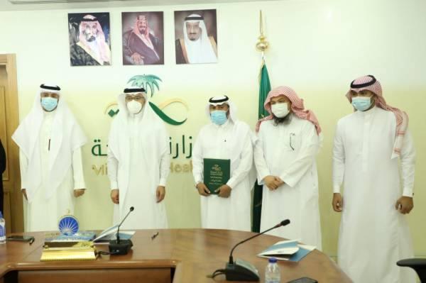 شراكة مجتمعية تجمع جمعية أجياد وصحة مكة المكرمة