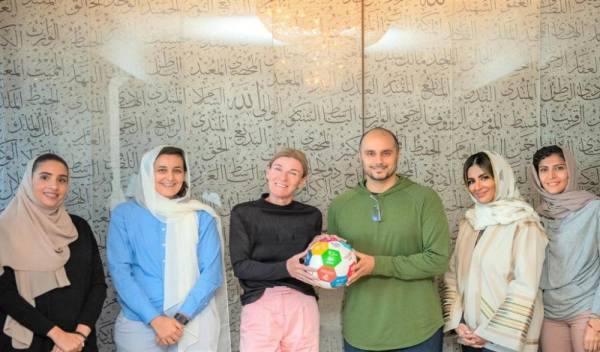 استضافة أول نسخة لكأس العالم للأهداف العالمية في المملكة