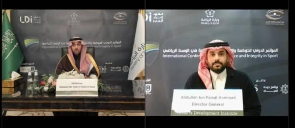 عبدالعزيز بن تركي الفيصل: نأمل الخروج بتوصيات ترسم إستراتيجيات للارتقاء بالرياضة