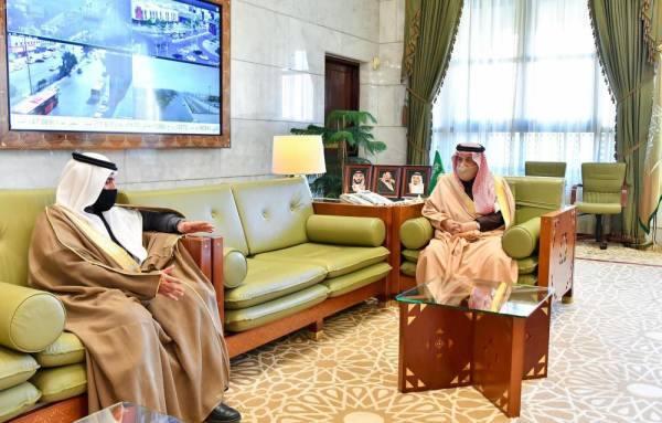 أمير الرياض يطلق مبادرة تنمية المجتمع المحلي بالمحافظات