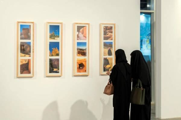 100 عمل فني يجسّد إبداعات شباب المدينة المنورة في معرض