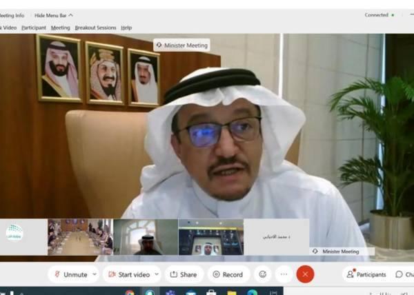 وزيرا التعليم السعودي والإماراتي يؤكدان أهمية التكامل واستشراف المستقبل بين البلدين