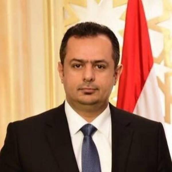 الحكومة اليمنية: ميليشيا الحوثي نفذت الهجوم على مطار عدن بصواريخ موجهة