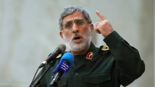قائد فيلق القدس الإيراني يهدد بعمليات إرهابية داخل أميركا