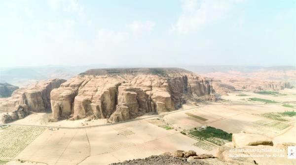 العلا تستضيف القمة الخليجية في موطن الحضارات وملتقى الثقافات
