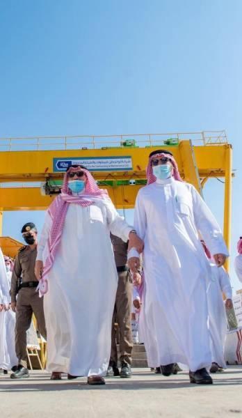 أمير القصيم يدشن غداً أعمال مشروع تصريف السيول بالثقب الأفقي من بحيرات النقع لوادي الرمة