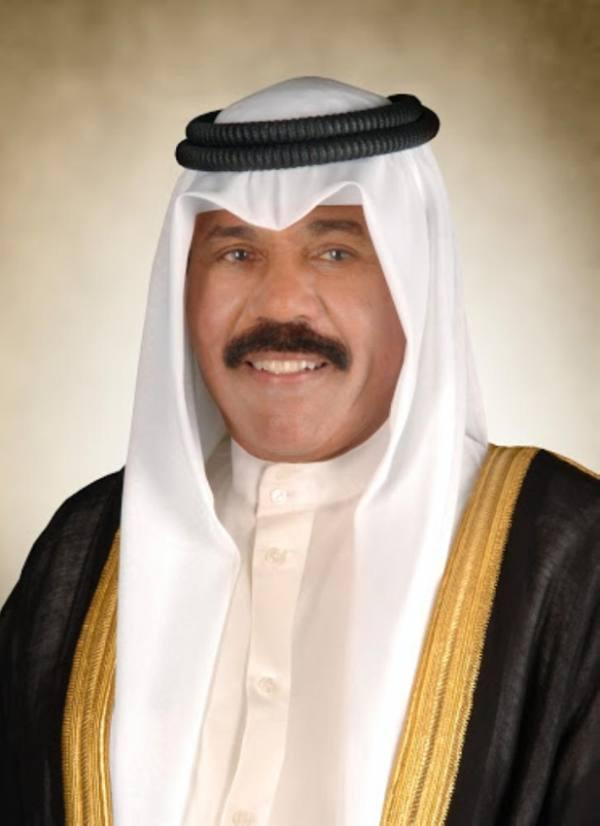 أمير الكويت يتلقى اتصالاً هاتفياً من ولي عهد البحرين