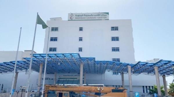 733 مستفيداً من العيادات الافتراضية بمركز القلب بالمدينة