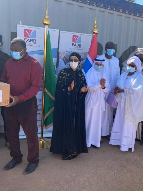 الجهود الإنسانية والإغاثية تنقذ جامبيا من كورونا