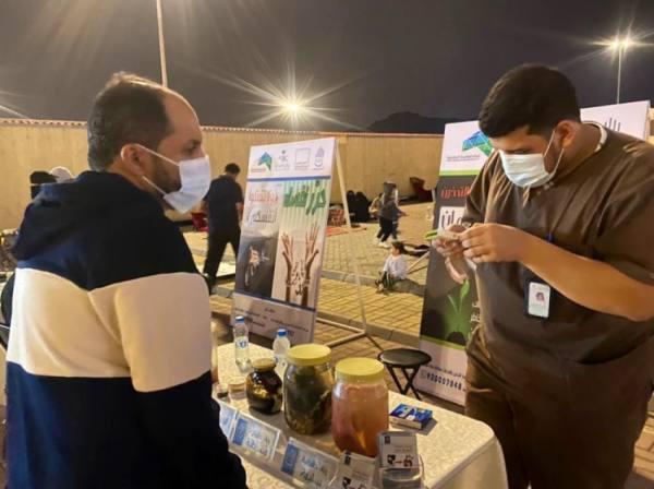أمانة مكة تُنفِّذ مبادرة الممشى النقي لتعزيز الصحة العامة