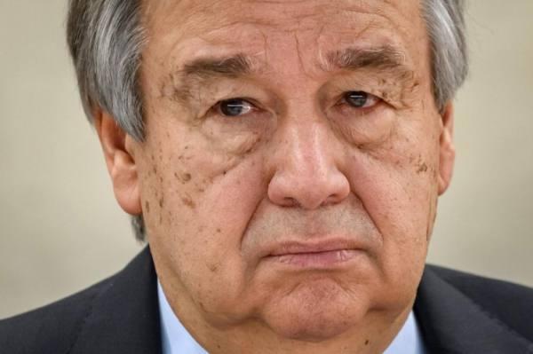 انطونيو غوتيريش يترشح لولاية ثانية أمينًا عامًا للامم المتحدة
