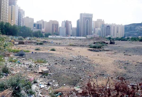 حديقة «مسفلة مكة» .. المشروع الحضاري الذي ضيعه الإهمال