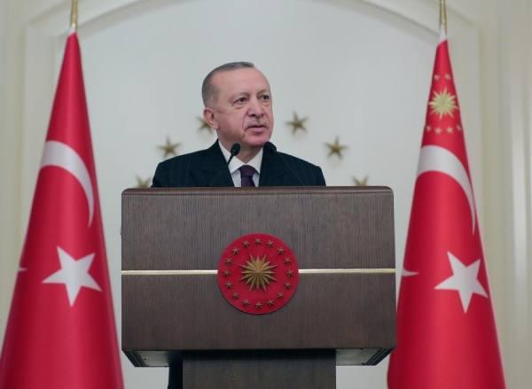 إردوغان يرغب في إعادة علاقات بلاده مع الاتحاد الأوروبي