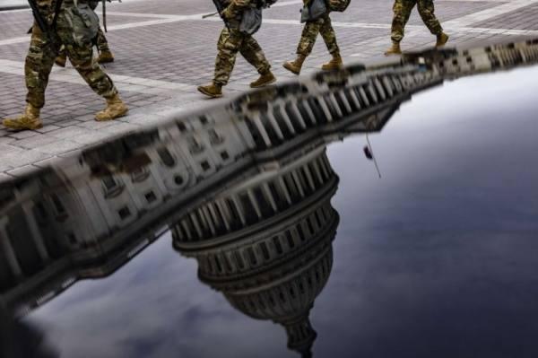واشنطن في حالة تأهب.. قرارات بايدن في يومه الأول من الرئاسة