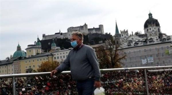 النمسا تمدد إجراءات العزل العام حتى 8 فبراير