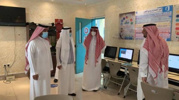 انطلاقة جادة للفصل الثاني في مدارس جدة