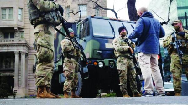 خلال تنصيب بايدن.. البنتاجون يخشى «هجوما من عناصر بالحرس الوطني»