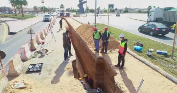 سكاكا : 4 ملايين ريال لمشروعات درء أخطار السيول