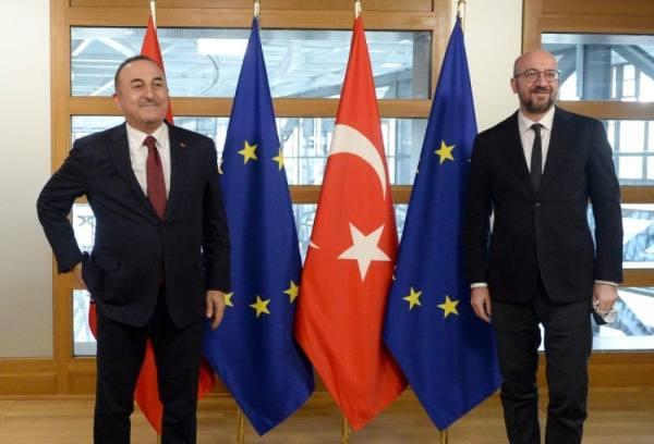أنقرة تحذر الاتحاد الأوروبي من المضي في سياسة العقوبات