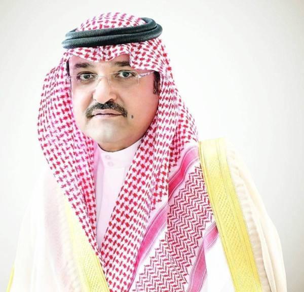 مشعل بن ماجد: موسوعة جدة إثراء للمكتبة العربية