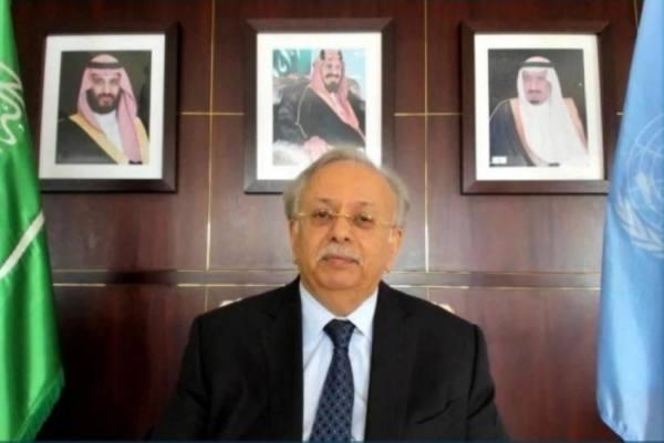 المعلمي : المملكة ملتزمة بالسلام خياراً إستراتيجيا وعدم قبول أي مساس لاستقرار المنطقة