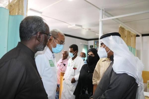 رئيس البرلمان العربي يشيد بالمشاريع السعودية المقدمة للاجئين اليمنيين