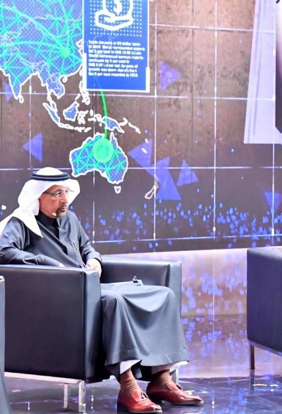 الفالح: المملكة عدّلت أكثر من 200 تشريع لإيجاد بيئة استثمارية استثنائية