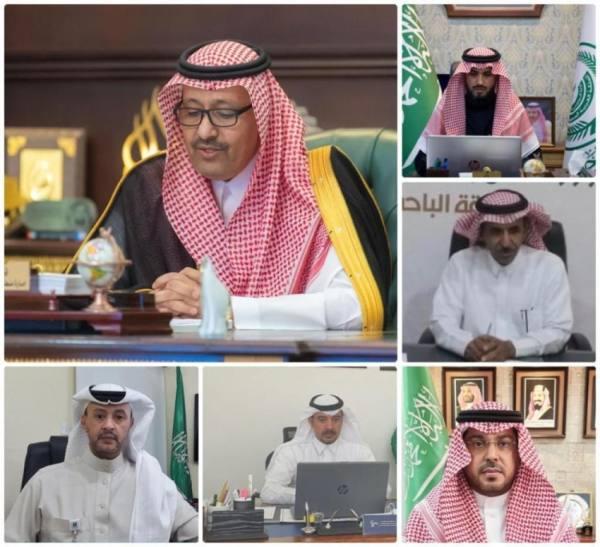 أمير الباحة يوجّه بمراقبة منافذ بيع الأجهزة الإلكترونية للطلاب