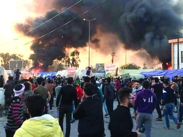 العراق.. اعتقال متورطين في «تفجير بغداد»