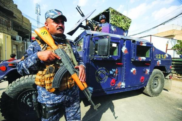 الأمن العراقي: إحباط مخطط إرهابي لاستهداف محافظة نينوى