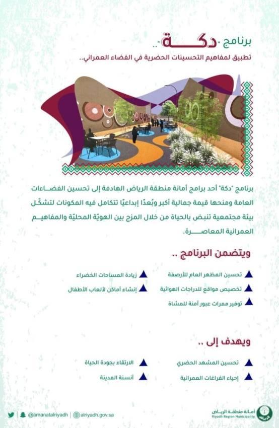 أمانة الرياض تطلق برنامج