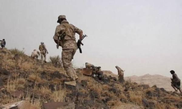 الجيش اليمني يحرر مناطق جديدة في مديرية باقم بمحافظة صعدة