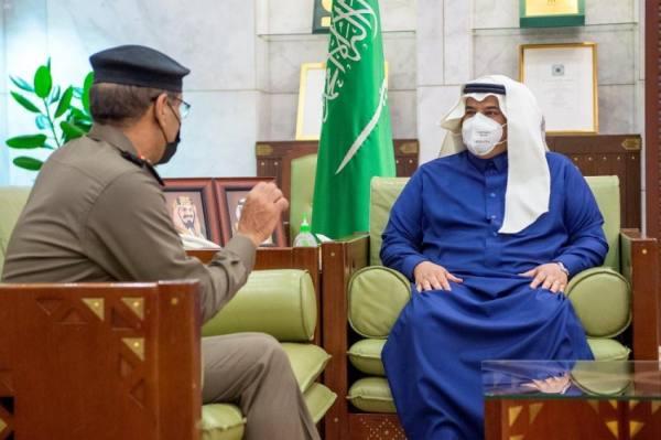 نائب أمير الرياض يطلع على خطة العمل الميداني لشرطة المنطقة