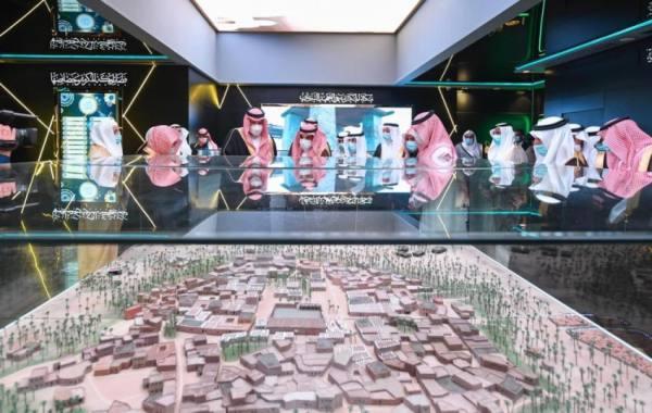 أمير المدينة  يُدشن مقر المعرض والمتحف الدولي للسيرة النبوية والحضارة الإسلامية