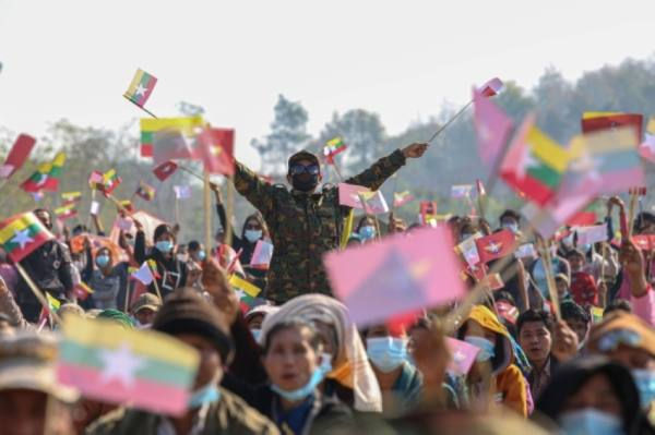 تعهد أممي بالضغط لإفشال انقلاب بورما